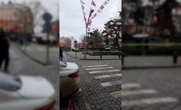 Trabzon'da şüpheli paket paniği!