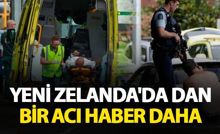 Yeni Zelanda'da dan bir acı haber daha - Ölü sayısı yükseldi