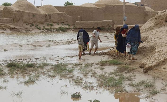 Afganistan'da sel felaketi: 13 ölü