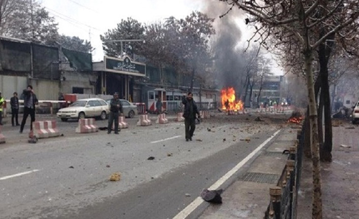 Kabil'de patlama: 6 ölü, 23 yaralı