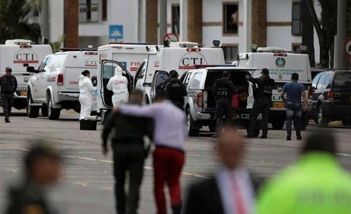 Kolombiya'da patlama: 8 ölü