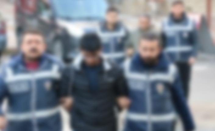 Trabzon'da dolandırdı Şanlıurfa'da yakalandı