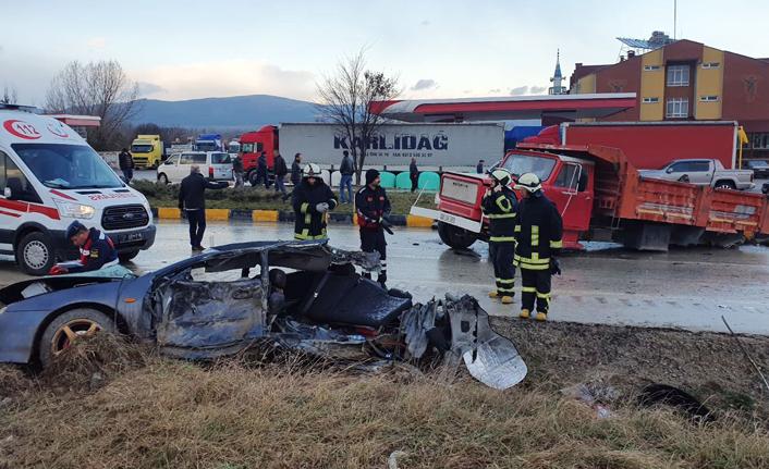 Kastamonu'da kaza: 3 uzman çavuş hayatını kaybetti!
