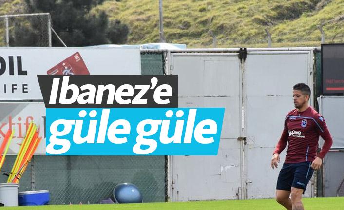 Trabzonspor'da Ibanez ile yollar ayrılacak