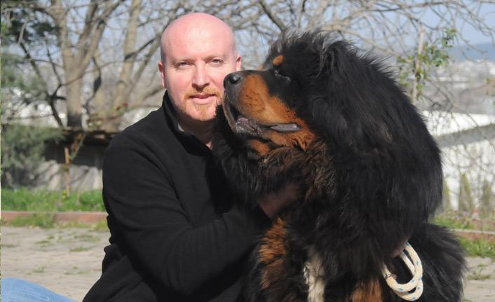 Yetiştirdiği köpekler 150 bin liraya kadar alıcı buluyor