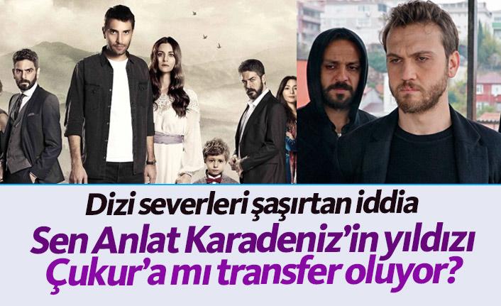 Sen Anlat Karadeniz'in Vedat'ı Mehmet Ali Nuroğlu Çukur'a mı transfer oluyor?