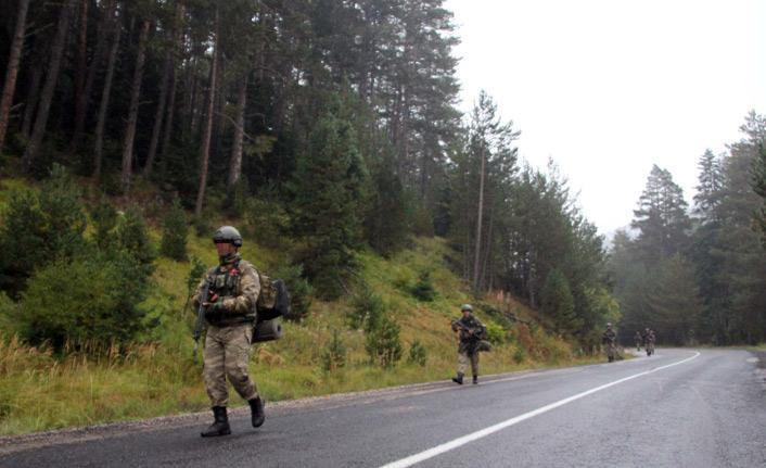 Karadeniz'de, PKK'nın izi silindi
