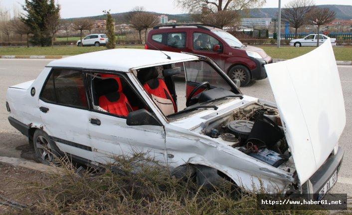 Kaza yapan alkollü sürücüden ilginç savunma