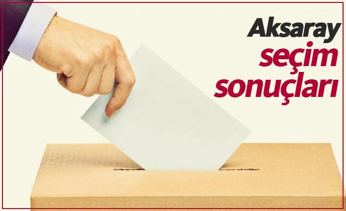 Aksaray seçim sonuçları / Aksaray Belediye Başkanı kim oldu?
