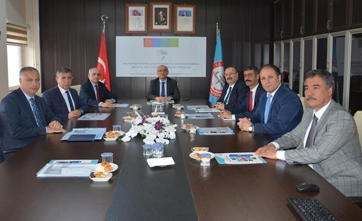 Bölge Milli Eğitim Müdürleri Trabzon'da toplandı