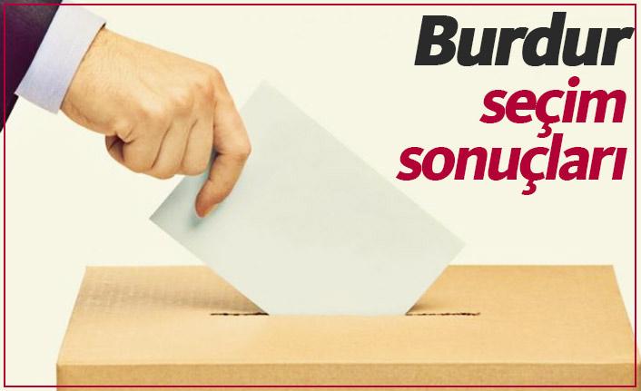 Burdur seçim sonuçları / Burdur belediye başkanı kim oldu?