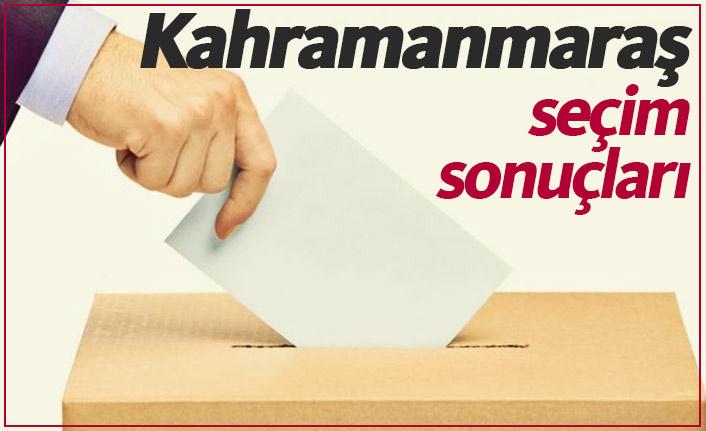 Kahramanmaraş seçim sonucu ne oldu, Kahramanmaraş'ın yeni belediye başkanı kim oldu?