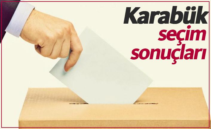 Karabük seçim sonuçları / Karabük Belediye Başkanı kim oldu?
