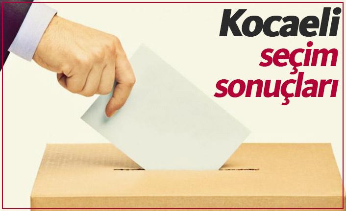 Kocaeli seçim sonuçları – Kocaeli belediye başkanı kim oldu?