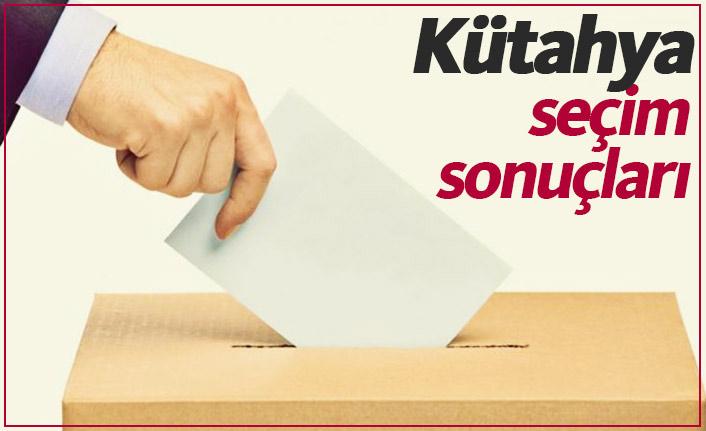 Kütahya seçim sonuçları / Kütahya yeni belediye başkanı kim oldu?