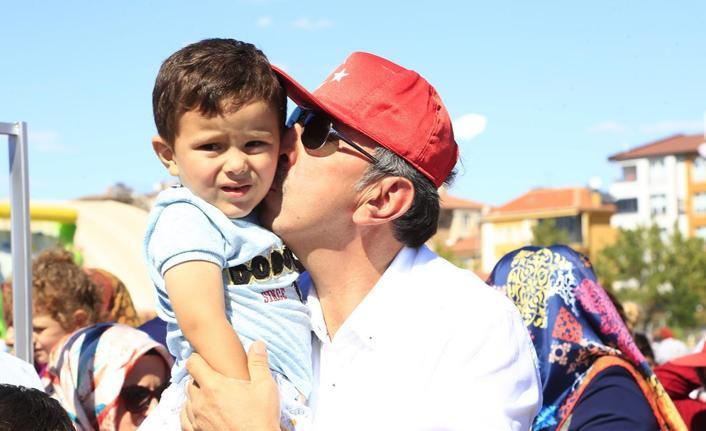 Nevşehir Belediye Başkanı Seçen'den duygu dolu veda