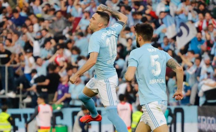 Okaylı Celta Vigo, Villereal'i mağlup etti!