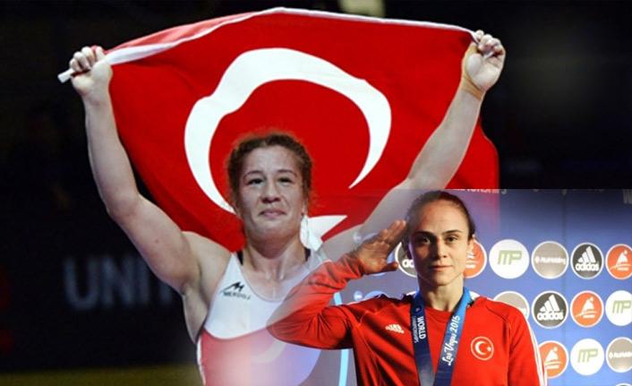 """""""Türk kadın güreşi dünyada marka oldu"""""""
