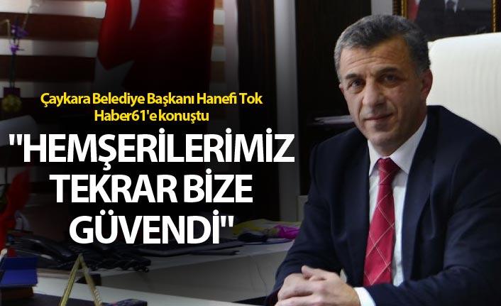 Hanefi Tok: