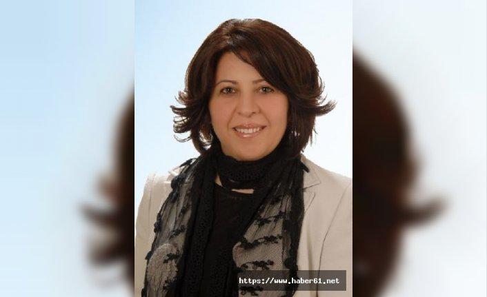 Ladik'in ilk kadın belediye başkanı