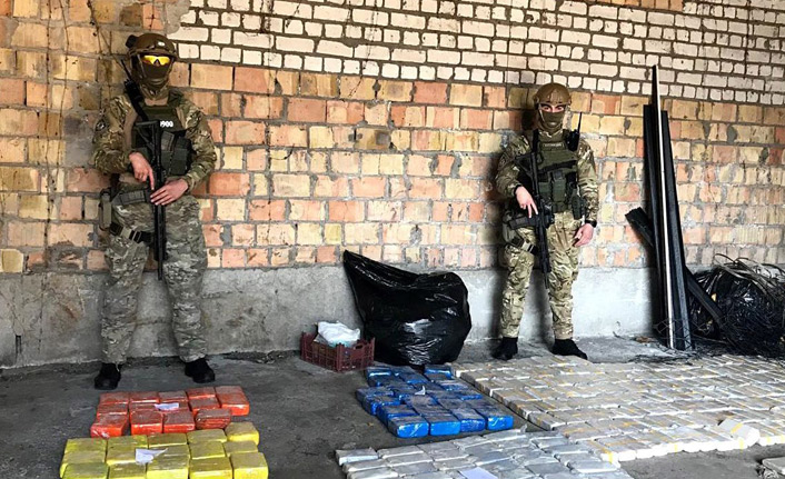 Ukrayna tarihinin en büyük operasyonu!