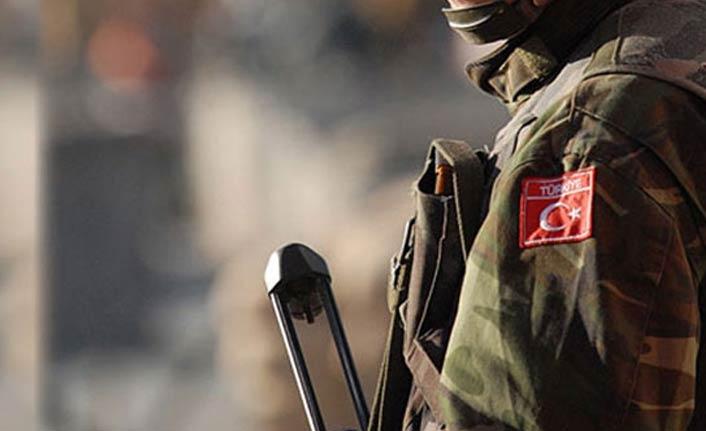 Kendini vuran asker ağır yaralandı