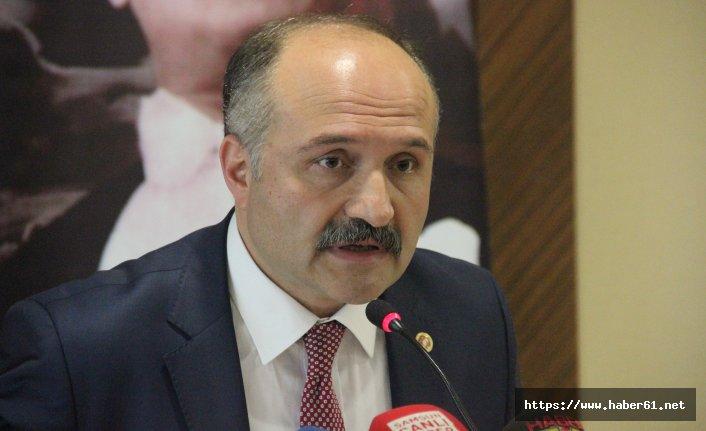 Samsun'da belediye başkan adayının Trabzon serzenişi