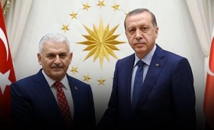 Erdoğan ve Yıldırım'dan seçim toplantısı!