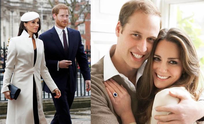 İngiliz Kraliyet ailesinde ayrılık!