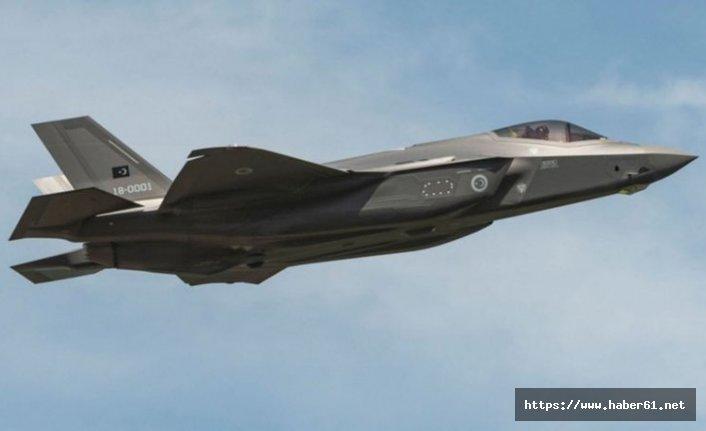 Pentagon'dan flaş F-35 açıklaması!