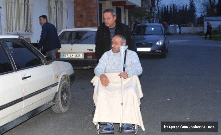 Emekli polis oğlunu öldürdü!