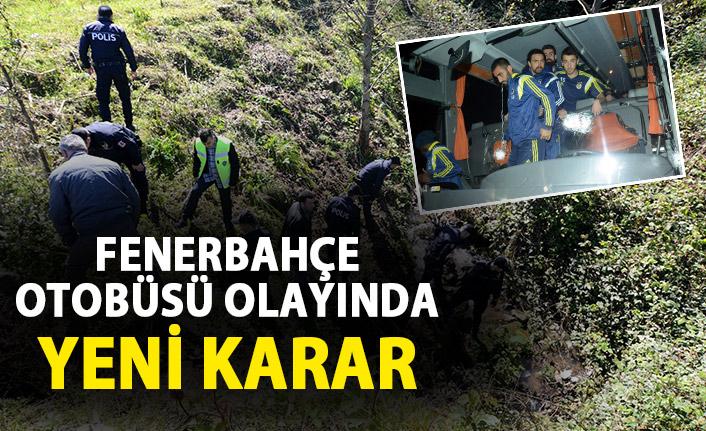 Fenerbahçe otobüsü olayındayeni delil aranacak