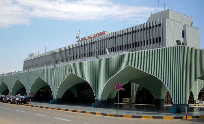 Trablus Uluslararası Havalimanı ele geçirildi!