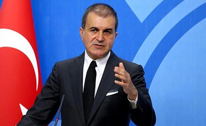 AK Partili Ömer Çelik'ten Netanyahu'ya tepki!
