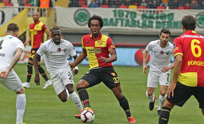 Akhisarspor Göztepe engelini tek golle geçti!