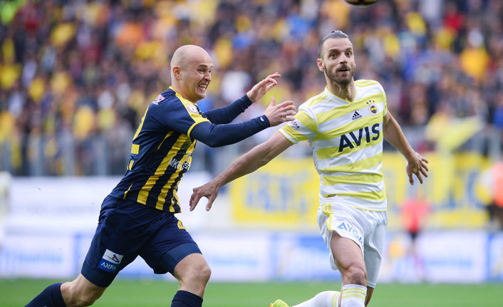 Fenerbahçe ile MKE Ankaragücü berabere!