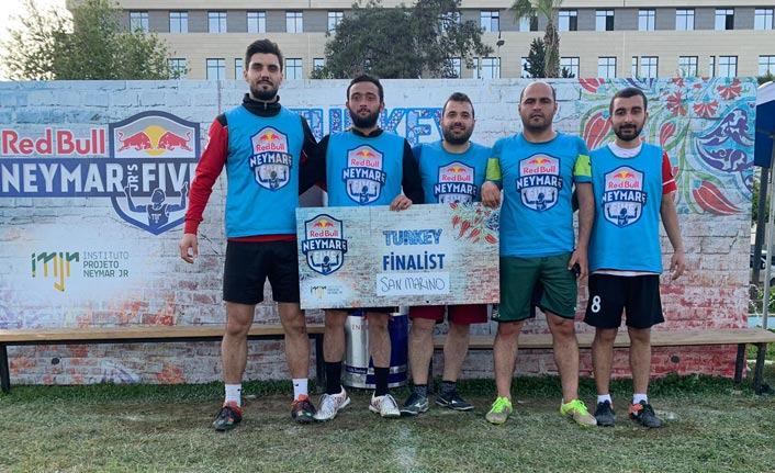 Red Bull Neymar Jr's Five heyecanı başladı - Sırada Trabzon var...