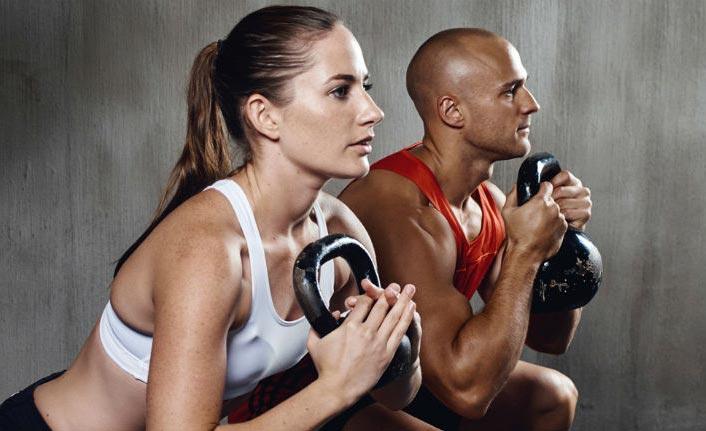 Vücut geliştirme ve fitness sporuna kadınların ilgisi arttı