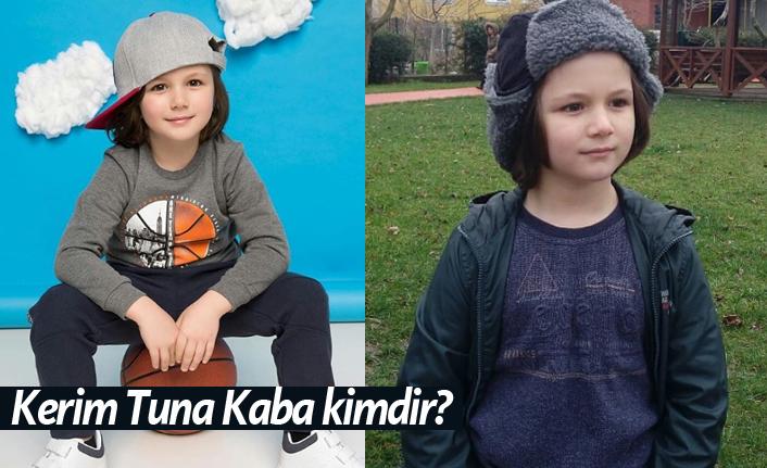 Leke dizisi oyuncusu Kerim Tuna Kaba kimdir?