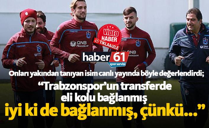 """""""Trabzonspor'da gençlerin performansı daha yüzde 50'lerde"""""""