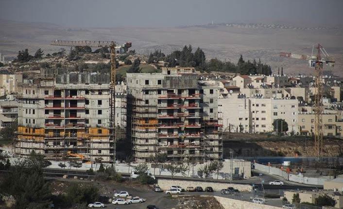 AB'den İsrail'in yerleşim yeri planına tepki
