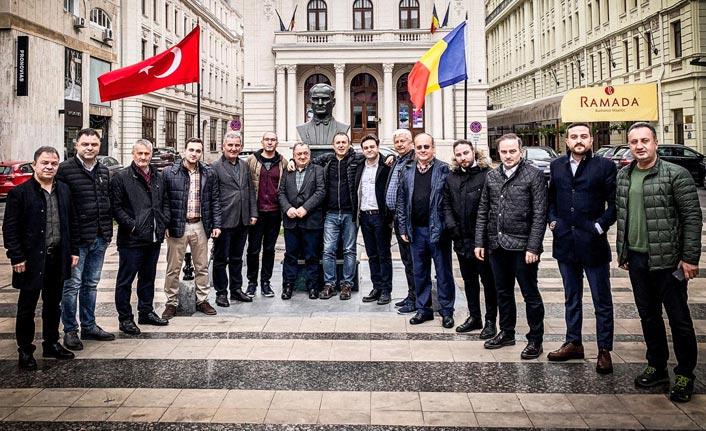İhracatçılardan Romanya ve Macaristan Çıkarması