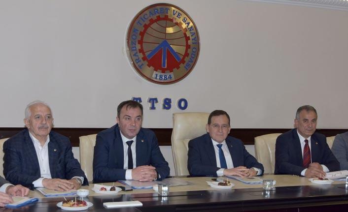 Trabzon'da ABİGEM Genel Kurulu yapıldı