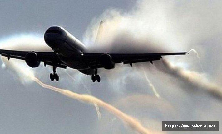 Havada Panik! Uçak piste geri döndü!