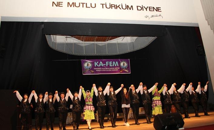 KA-FEM'den muhteşem final