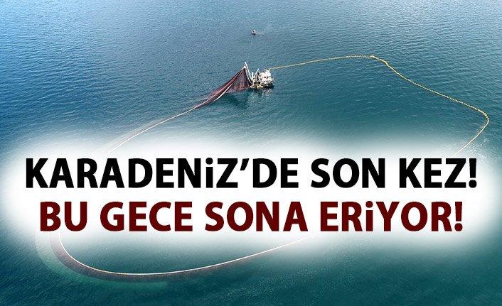 Karadenizli balıkçılar, son kez 'vira bismillah' dedi