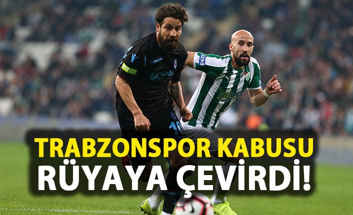 Trabzonspor'da kabus sona erdi