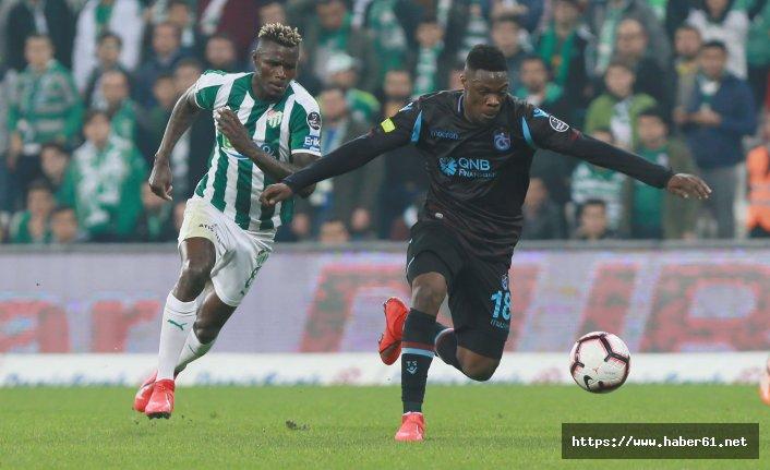 Trabzonspor zorlu virajdan sağlam çıktı