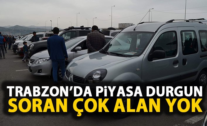 Trabzon'da soran çok, alan yok