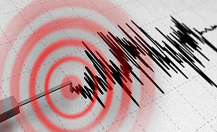 Elazığ'da deprem oldu